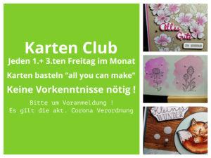 Karten Club @ Stuttgart Süd